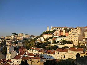 美しいポルトガルの街並み